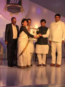 Best School Award in Extra-Curricular Activities in Punjab Region